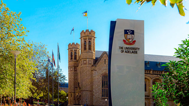 University of Adelaide Emblem